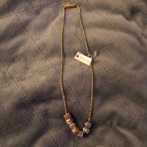 Coach dreamer necklace